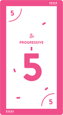 knucklebon.es - the progressive five